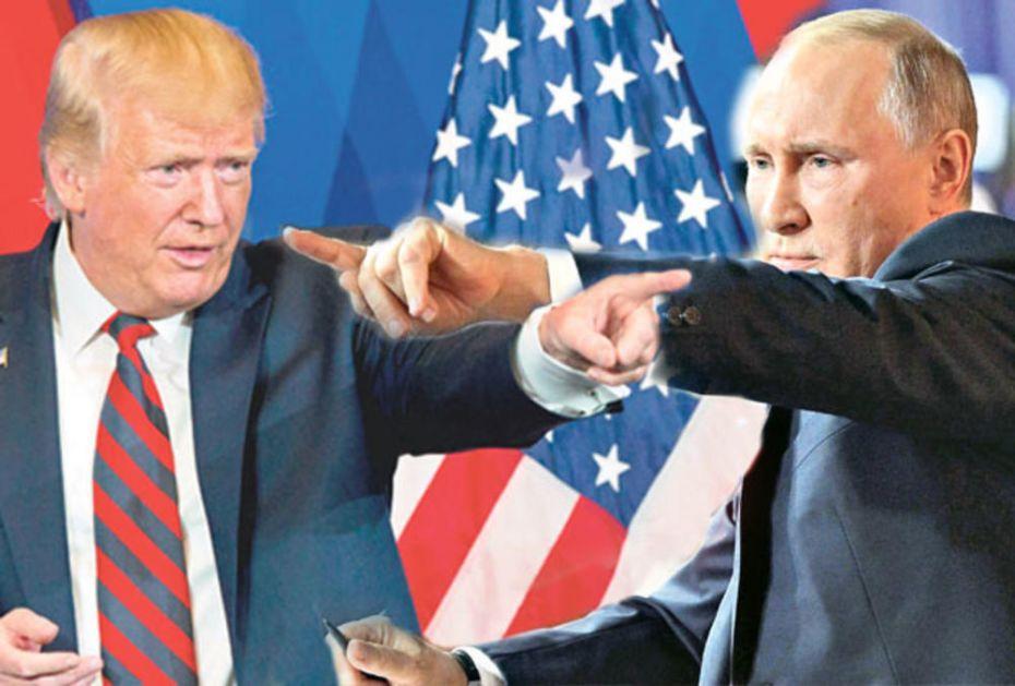 GEOPOLITIČKA IGRA MOSKVE I VAŠINGTONA! Diplomatski rat Rusije i SAD zbog Srbije! ČITAJTE U KURIRU