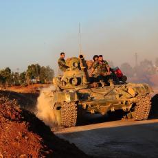 GERILCI ISIS-a NAPALI TIGROVE SNAGE: Spremili sačekušu, pa udarili žestoko po Asadovoj elitnoj jedinici, ima mrtvih!