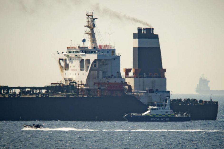 GIBRALTAR ODBRUSIO AMERIKANCIMA: Vaše sankcije Iranu nas ne obavezuju, puštamo njihov tanker! (VIDEO)
