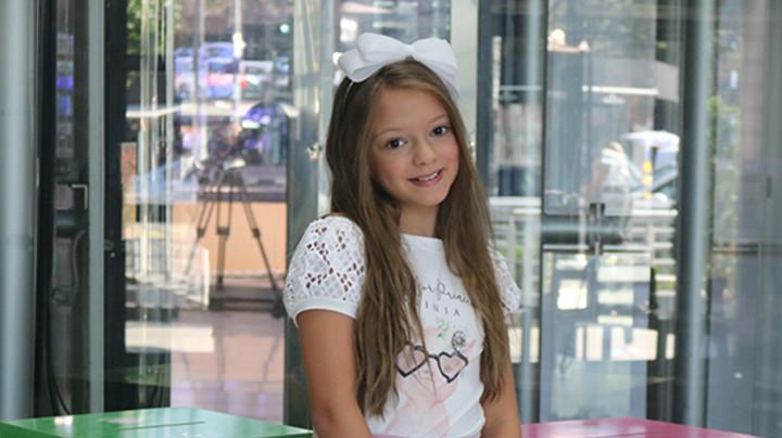 GLASAJTE ZA MULTITALENTOVANU PINKOVU ZVEZDICU! Evo kako možete da podržite našu Dariju Vračević na Dečijoj Evroviziji! (FOTO)
