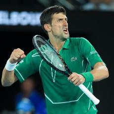 GLASALO SKORO MILION LJUDI: Novak Đoković NAJBOLJI teniser SVIH VREMENA!