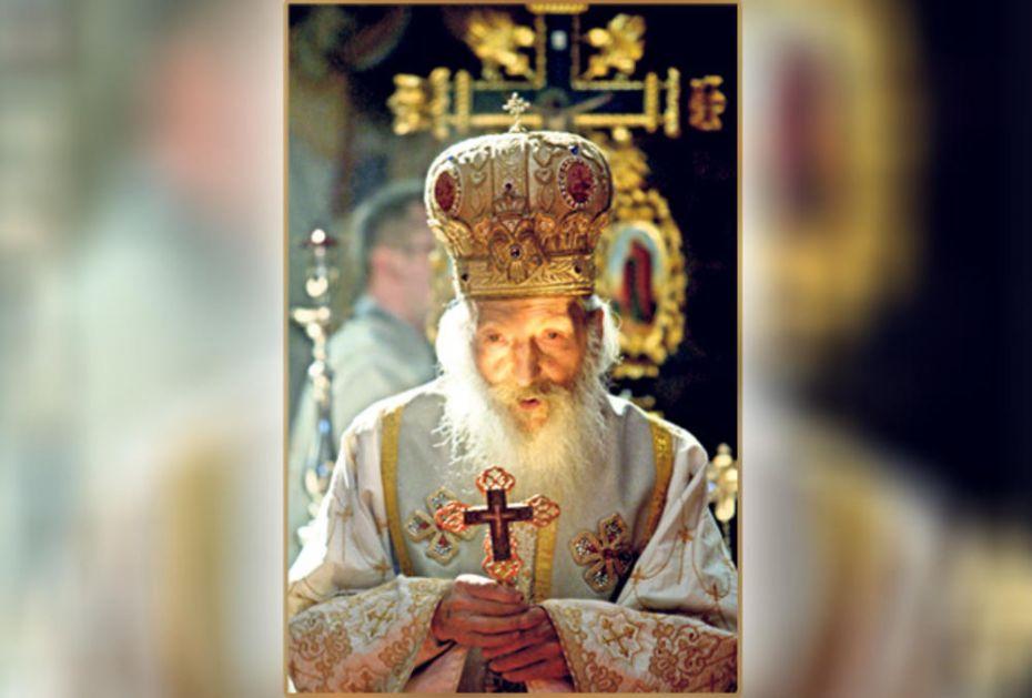 GLUMAC PETAR BOŽOVIĆ O PATRIJARHU: Pavle je božji čovek! Pred njim smo svi grešni