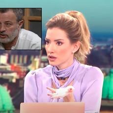 GLUMICA BRANILA MIKU! Skandal u emisiji Jovana ŠOKIRANA: Neko mora da stane u njegovu odbranu!