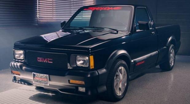 GMC Syclone je držao titulu najbržeg kamioneta na svetu čak 30 godina