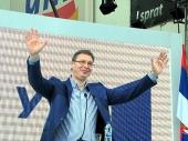 GO SNS jednoglasno za Vučića