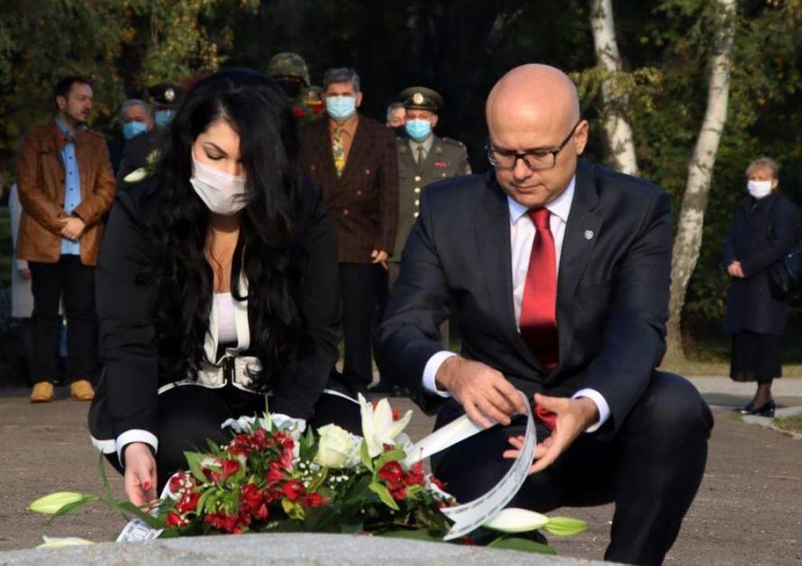 VUČEVIĆ: Današnji Novi Sad pokazuje da žrtve predaka nisu bile uzaludne-Novi Sade, srećan ti dan osvajanja slobode!