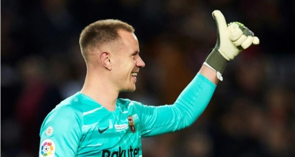 GOLMAN BARSELONE ŠOKIRAO ODGOVOROM Теr Štegen: Nemam pojma o fudbalu, ni s kim igramo