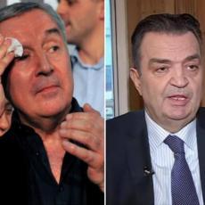 GOMILAJU SE PREDMETI NA MILOVOM STOLU! Knežević podneo još jednu tužbu protiv Ðukanovića