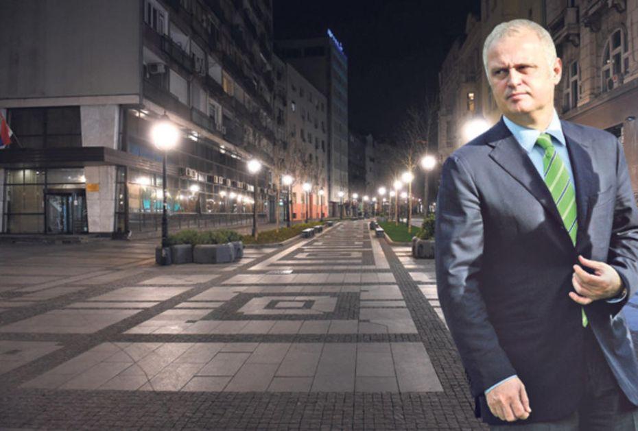 GORAN VESIĆ ZA KURIR: Nije isključeno da policijski čas bude 24 sata