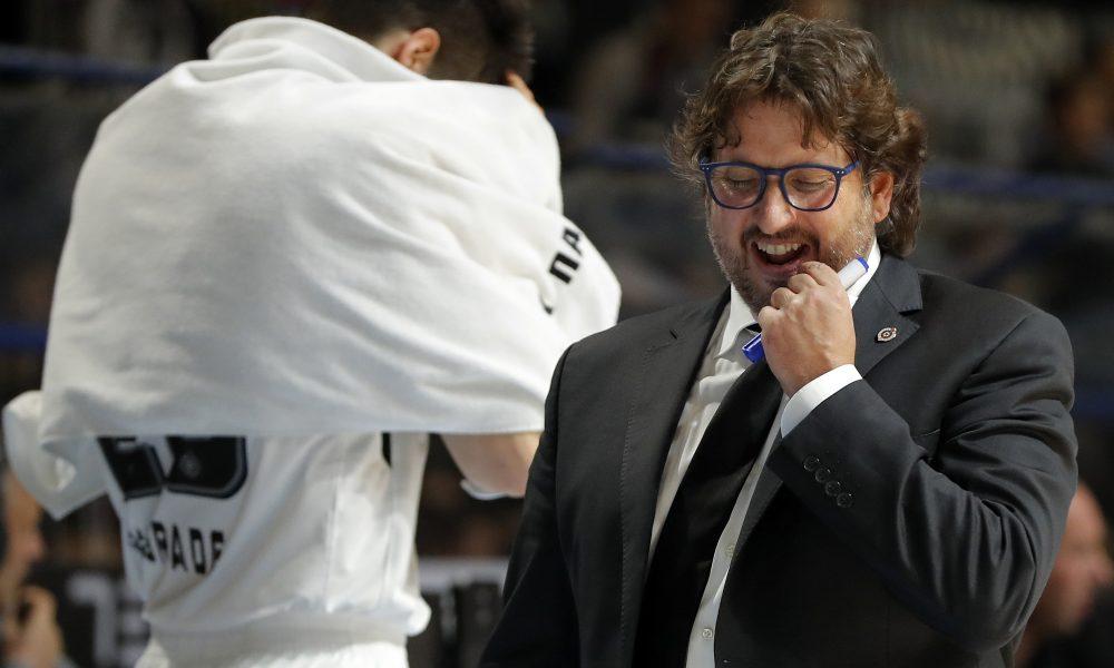 GOTOV ODMOR Počela sezona za košarkaše Partizana