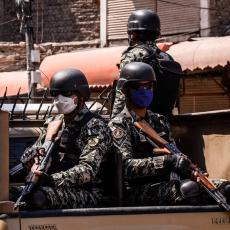 GOTOVA TALAČKA KRIZA, OSLOBOĐENO 11 POLICAJACA! Islamisti ih mučili sve vreme, vlast na kraju uspela da smekša fanatike!