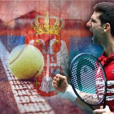 GOTOVO - ZAVRŠEN ŽREB: Težak put pred Novakom do finala mastersa u Rimu