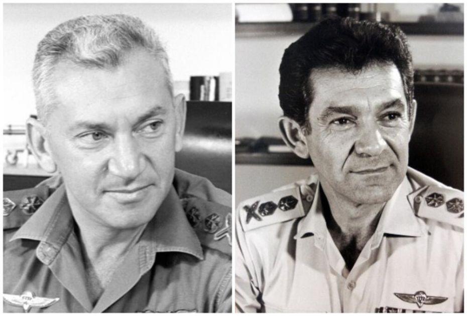 GOVORI SRPSKI DA POBEDIŠ U RATU: Dva izraelska generala odrassla na našim prostorima bila ključna za pobedu u Šestodnevnom ratu
