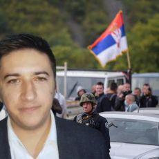 GOVORILI DA ĆE ME UBITI, SILOVATI SESTRE, IZVADITI SRCE Vladislav Dajković na meti Albanaca, ima jednu poruku za njih!