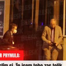 GRAĐANI BESNI! Ministar koji je uveo restriktvne mere i zatvorio restorane USLIKAN U RESTORANU (FOTO)