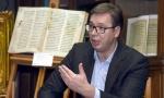 GRAĐANI OCENjIVALI: Vučić dobio najvišu ocenu, Šarčević najslabiji