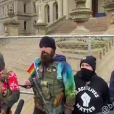 GRAĐANSKI RAT MOŽE DA POČNE: Milicije naoružane do zuba patroliraju američkim gradovima, gardisti čuvaju Kapitol (VIDEO)