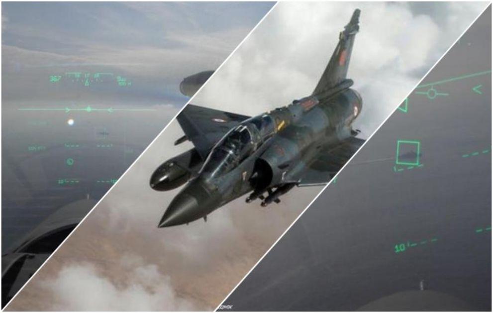 GRCI VIŠE NE POPUŠTAJU TURCIMA: Njihov Miraž 2000 se sprema da napadne TURSKI BROD! Spremio specijalne rakete! (VIDEO)