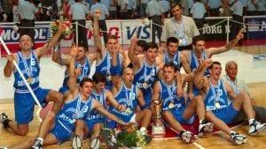 GRČKA 1998: Sa drugim timom na krov sveta