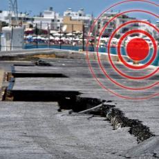 GRČKA EPICENTAR ZEMLJOTRESA! Novi potresi ne čude - na Mediteranu jednom zabeležen RAZORNE JAČINE od 8,3 Rihtera