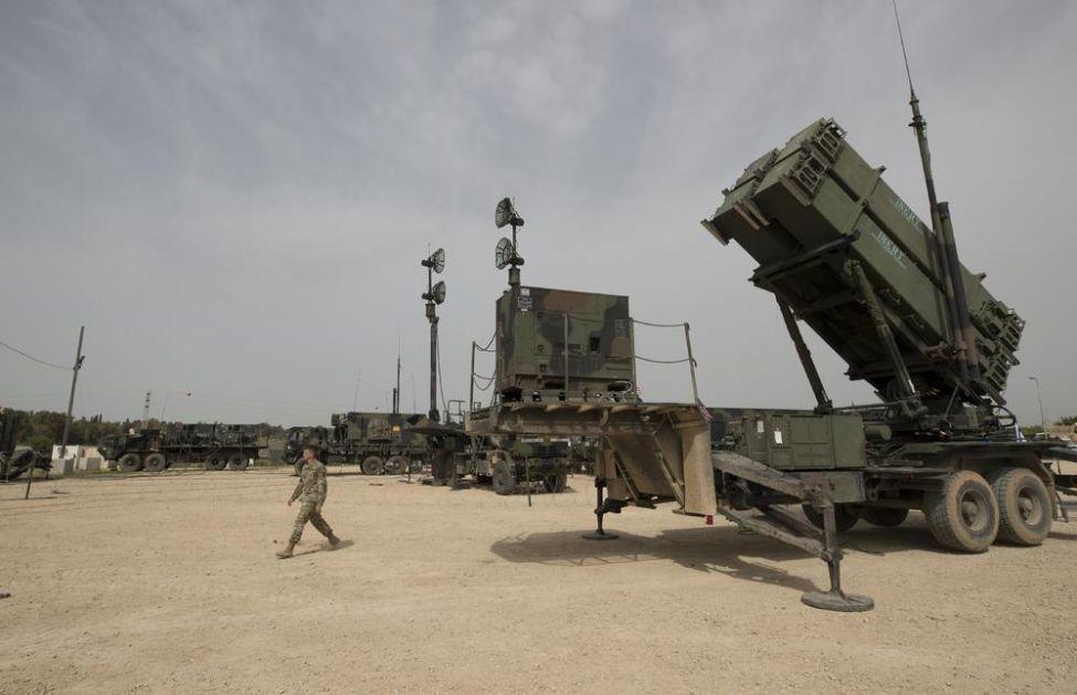 GRČKA U SAUDIJSKOJ ARABIJI RASPOREĐUJE PVO SISTEM PATRIOT: Baterija će štitit rafinerije od napada dronova i balističkih raketa