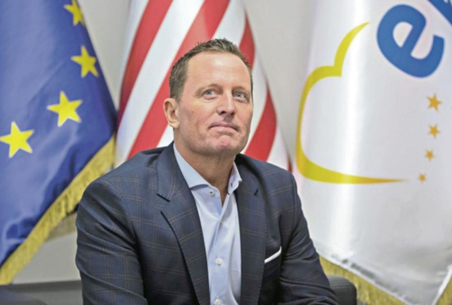 GRENEL: Drago nam je što Evropska unija organizuje sastanak Beograda i Prištine!