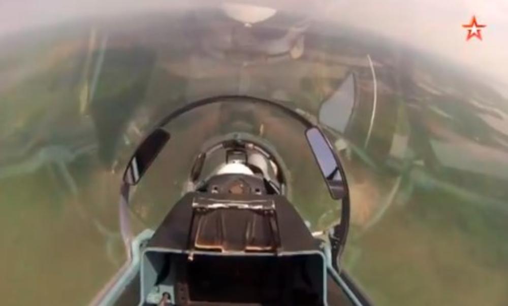 GRMELO I TREŠTALO NA KRIMU: Putin digao lovce i bombardere u borbu PROTIV NEPRIJATELJA (VIDEO)