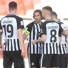 GROBARI SU OSTALI BEZ REČI: Ovako izgleda dres Partizana za sledeću sezonu (FOTO)