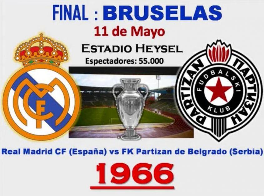 GROBARI U TRANSU, PARTIZAN JE ŠAMPION EVROPE U FUDBALU? UEFA oduzima titule Superligašima, CRNO-BELI SLAVE TROFEJ iz 1966! VIDEO