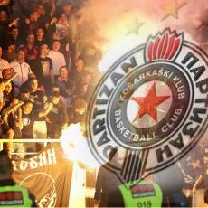 GROBARIMA SE OVO NEĆE SVIDETI: Još jedan odazak iz Partizana (FOTO)