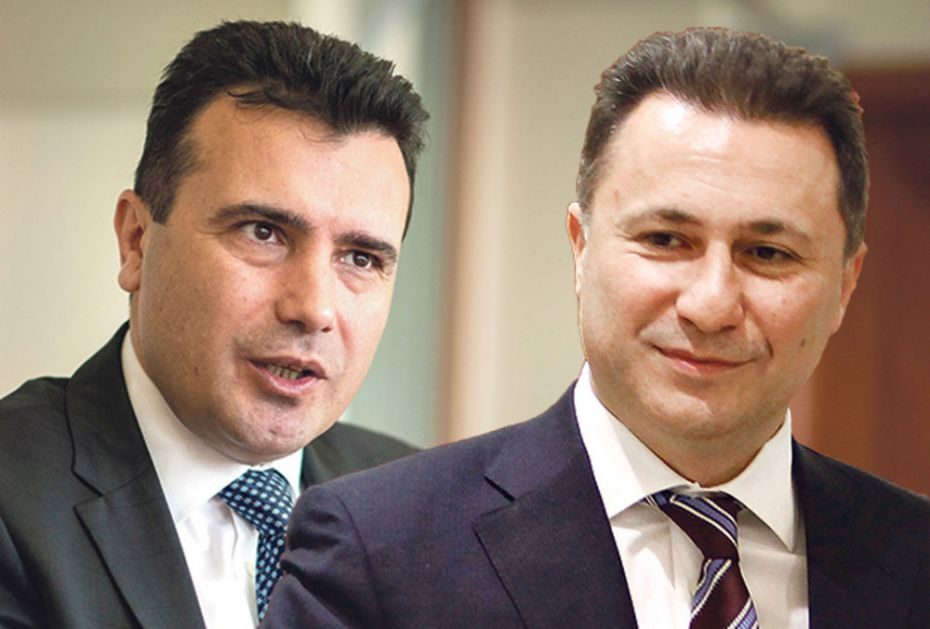 GRUEVSKI OPET SAHRANIO ZAEVA: Na Fejsbuku otkrio kojim prevarama je sadašnji premijer došao na vlast! Jedino obećanje koje je održao je ono o komadanju Makedonije