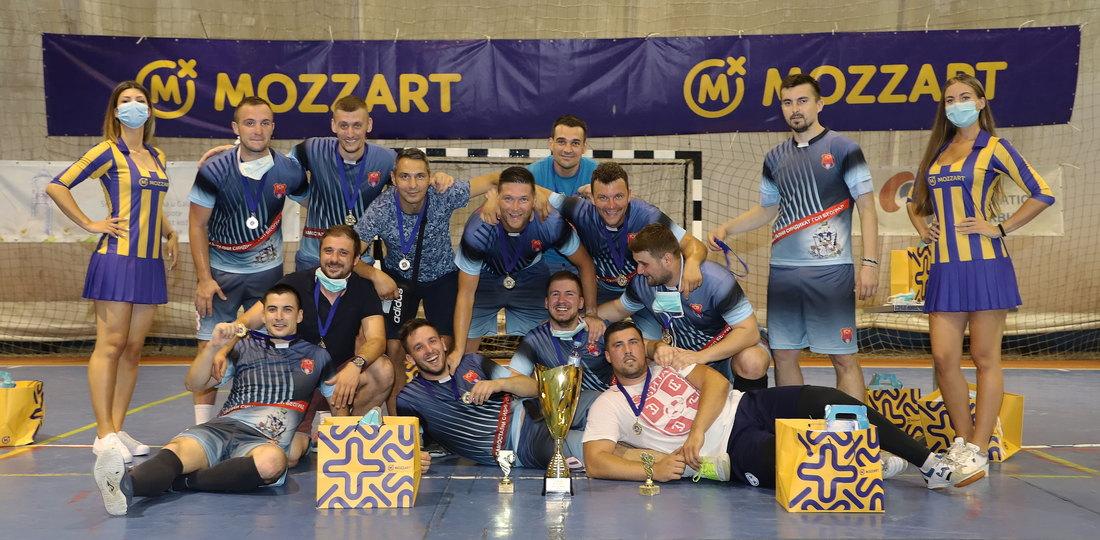 GSP Beograd pobednik Zlatnog kupa!