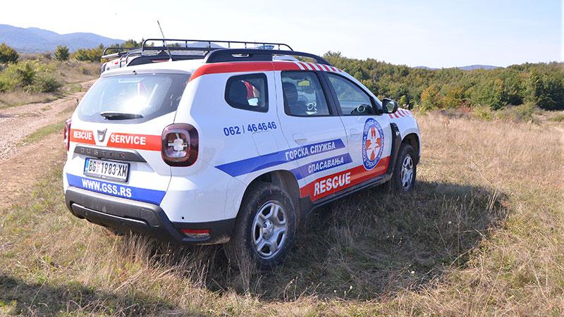 GSS u novoj akciji spasavanja u istočnoj Srbiji: Traga se za četiri ženske osobe