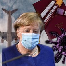 GVOZDENA DAMA EVROPSKE UNIJE: Merkel planira uvođenje policijskog časa!