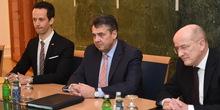 Gabrijel: Srbija treba da prizna nezavisnost Kosova kako bi ušla u EU