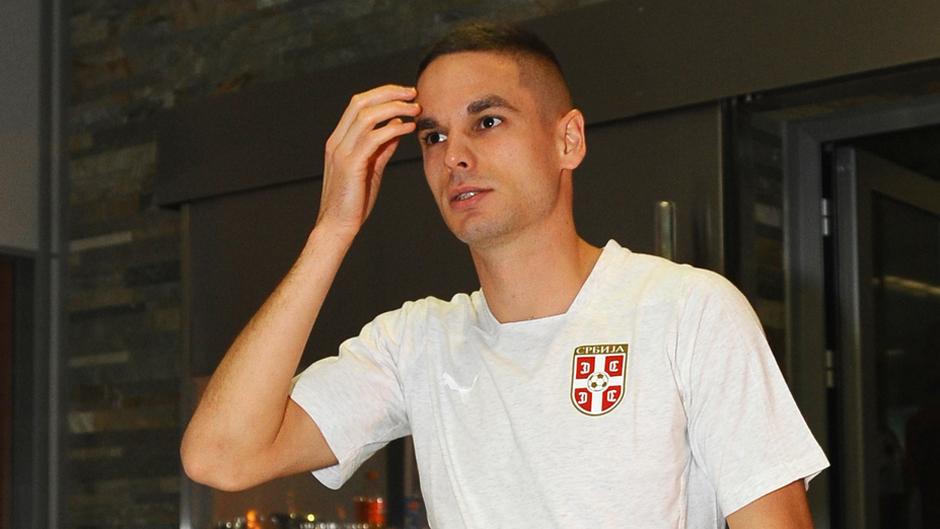 Gaćinović: Ne vidim zašto ne bismo napali od 1. minuta