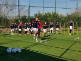 Gaćinović: Rezultati na pripremama nisu najbitniji