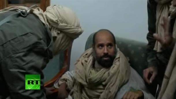 Gadafijev sin: Rusijo, pomozi!