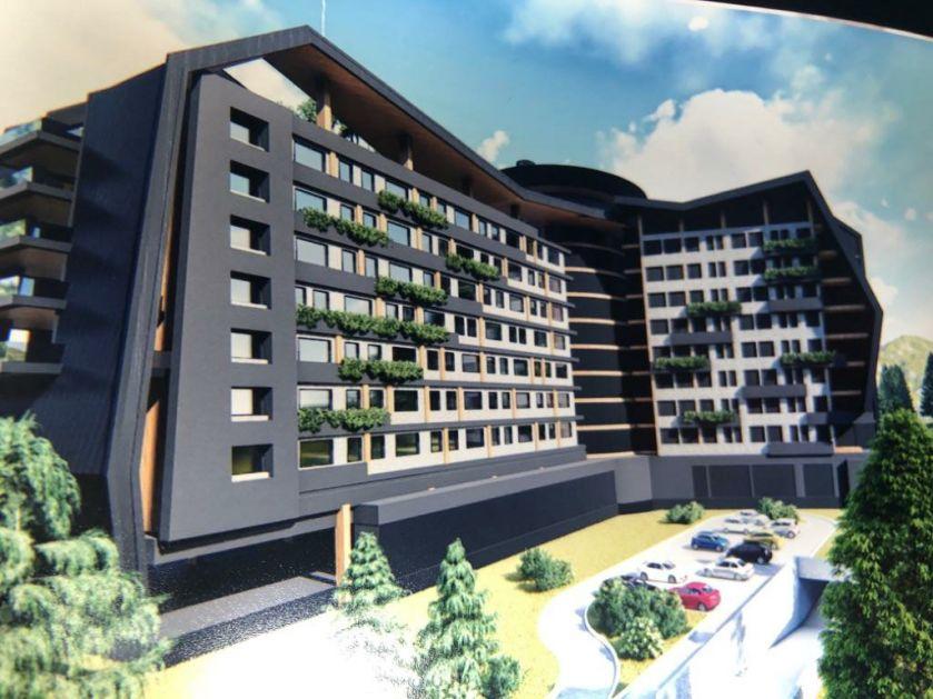 """""""Galens"""" zbog gradnje hotela traži izmjenu RP Jahorine (VIDEO)"""