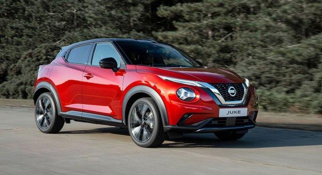 Galerija: Nissan Juke