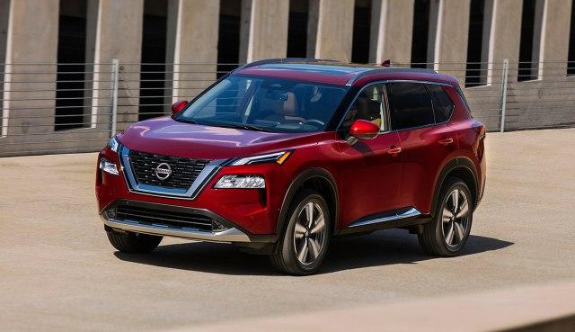 Galerija: Nissan Rogue/X-Trail