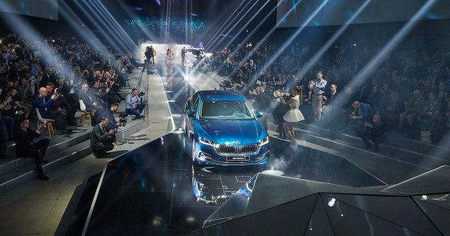 Galerija: Nova Škoda Octavia – za korak bliže Superbu