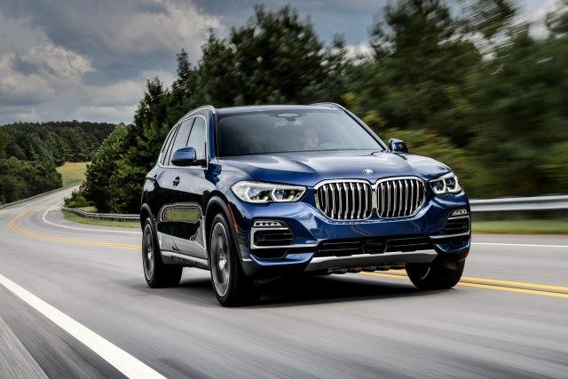 Galerija: Novi BMW X5