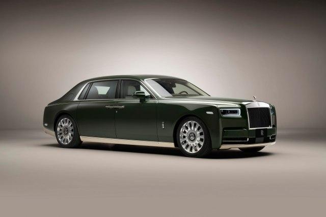 Galerija: Specijalni Rolls-Royce Phantom Oribe