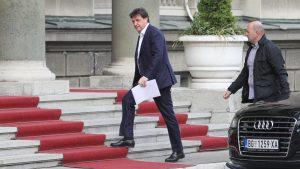 Gašić tužio KRIK, traži pola miliona dinara