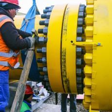 Gasovod će da se gradi: Merkelova bila jasna