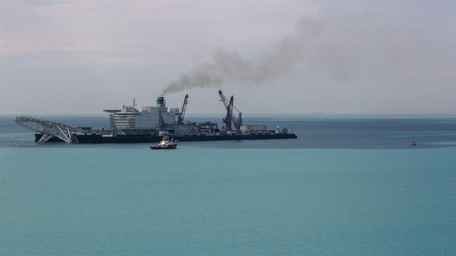 Gasprom: Završeno 80 odsto Turskog toka