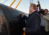Gasprom nastavio isporuke preko gasovoda Snaga Sibira