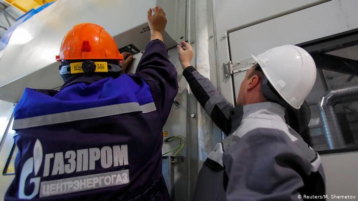 Gasprom u problemu zbog korona-virusa