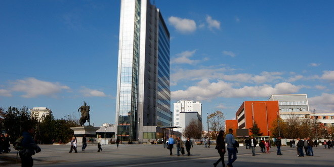 Gazeta Expres: Kosovska Mitrovica, Srbija